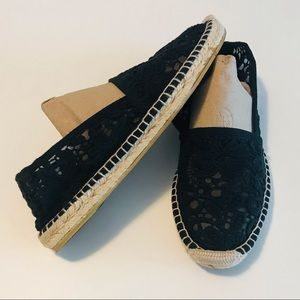 TORY BURCH   9.5   Lace Espadrille